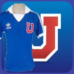 Camisa Retrô Universidad do Chile - CHI
