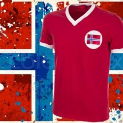 Camisa retrô Finlandia azul