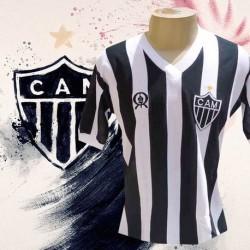 Camisa retrô Atletico Rainha tradicional