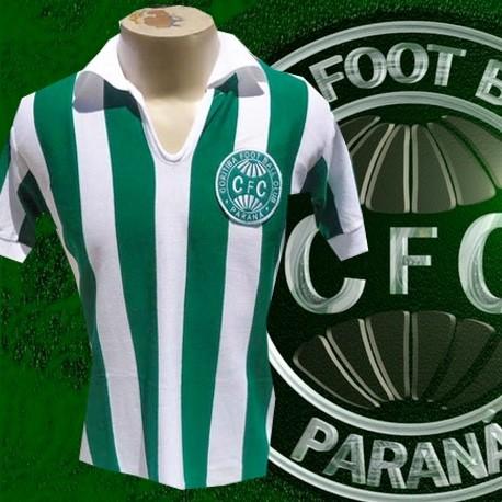 Camisa retrô Coritiba tradicional - 1960