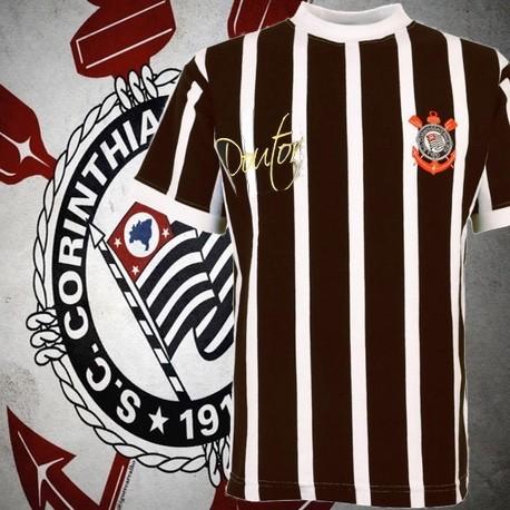 Camisa retrô Corinthians - 1982 Bombril