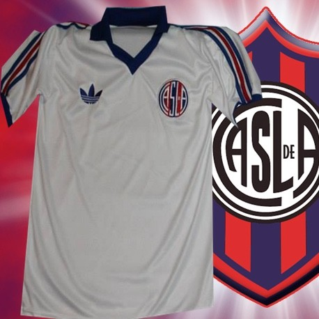 Camisa Retrô San Lorenzo de Almagro - ARG