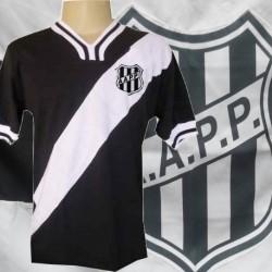 Camisa retrô Ponte preta 1977