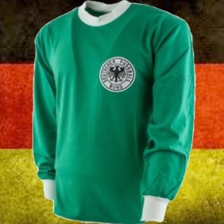 Camisa retrô Alemanha Verde ML 1974 - Camisas de Clubes Futebol ... 64b236c8f73a4