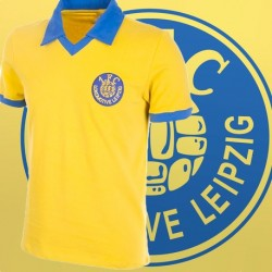 Camisa retrô Lokomotiv leipsig -1980