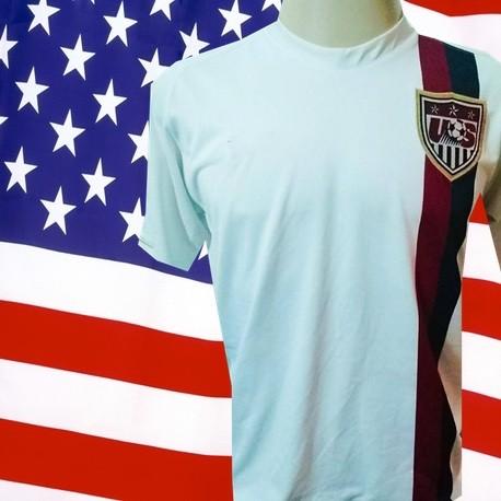 Camisa retrô Estados Unidos - 2000