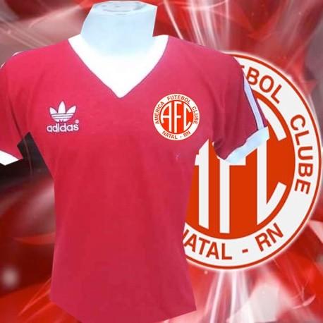 Camisa retrô América de Natal - tri campeão 59047cf53f7