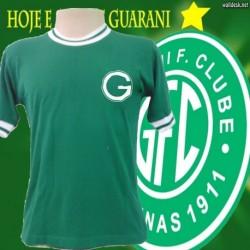 Camisa retrô Guarani comemoratva - 70 anos