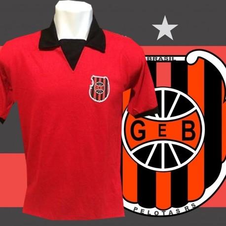 Camisa retrô GEB preta - 1961