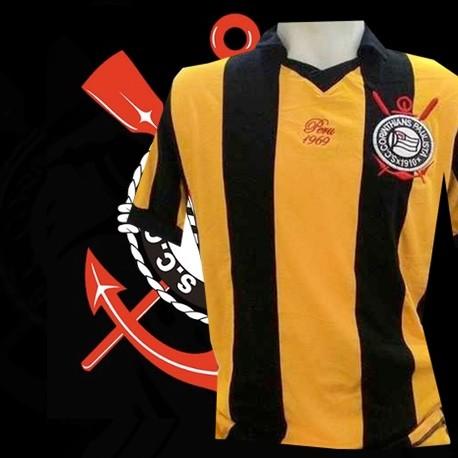 f4225142e6 Camisa retrô Corinthians   Torino 1949
