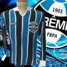 - Camisa retrô Grêmio 1977 - Olympicus