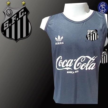 Camisa Retrô Santos Dankel -1980
