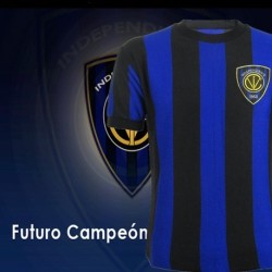 Camisa Retrô Club Social y Deportivo Independiente