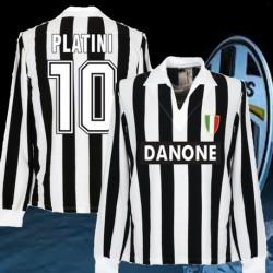 Camisa Juventus de turin Zidane ML - ITA