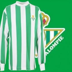Camisa retrô Betis de Sevilha ML 1970.