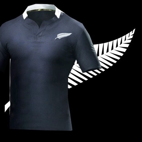 Camisa retrô All black tradicional