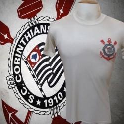 Camisa retrô Corinthians Democracia 1974 .